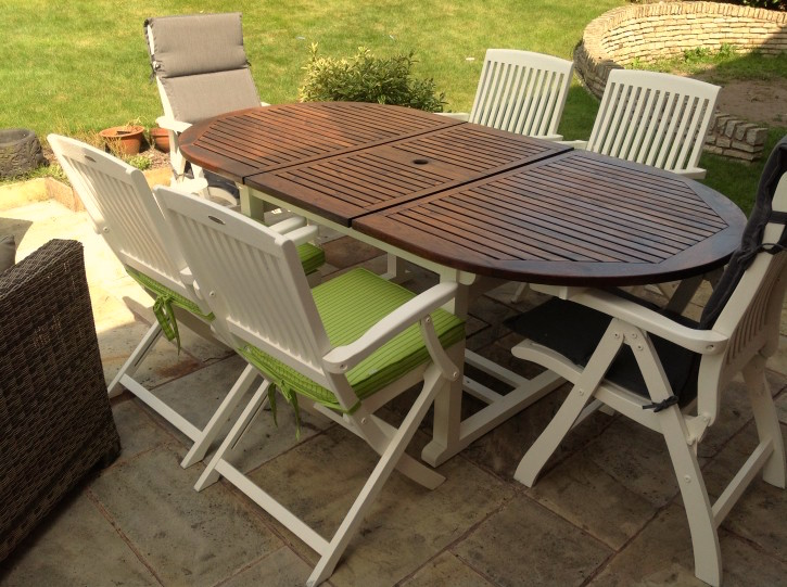 Rejuvenate Your Old Garden Furniture!