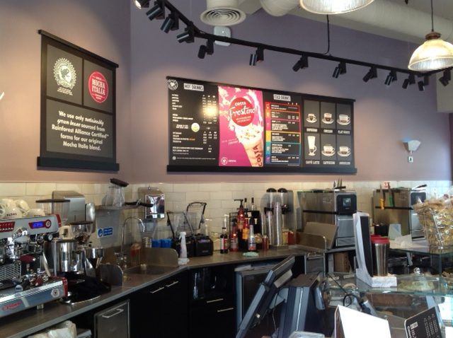 Costa Coffee Birmingham G Wilton